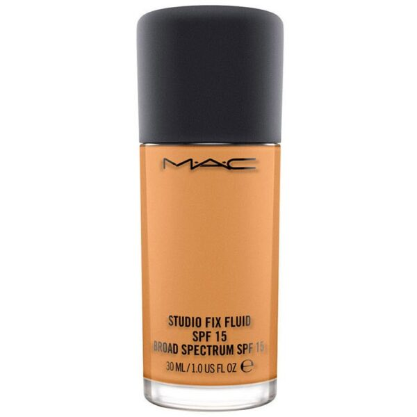 MAC Cosmetics Studio Fix Fluid Spf 15 Foundation C 8