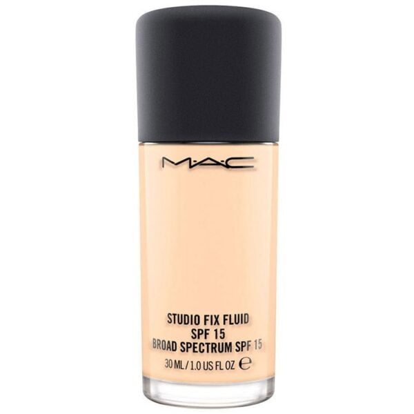 MAC Cosmetics Studio Fix Fluid Spf 15 Foundation Nc 10
