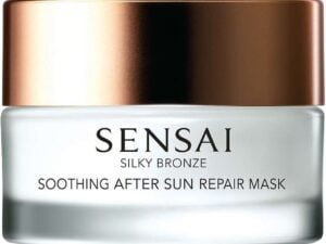 Sensai Silky Bronze Soothing After Sun Repair Mask, 60 ml Sensai Ansiktsmask