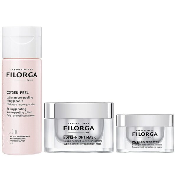 Exra Treatment Set, Filorga Hudvård