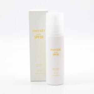 Meraki Sololja, Mildly scented SPF30